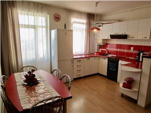 Apartament 3 camere de inchiriat in Sibiu, langa Lidl