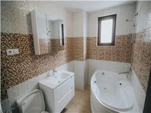 Apartament de inchiriat in Sibiu - recent mobilat si utilat - D.Stanca