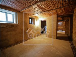 Spatiu comercial de inchiriat in Sibiu - zona CENTRALA - 160 mp