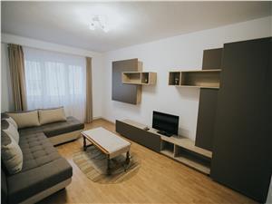 Apartament de inchiriat  in Sibiu - 2 camere- mobilat si utilat