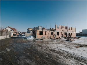 Casa de vanzare in Sibiu - Triplex - 6 camere - zona Triajului