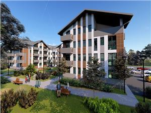 Apartament de vanzare in Sibiu - Ansamblu rezidential nou