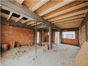 Casa de vanzare in Sibiu - 4 camere - gradina proprie 25mp