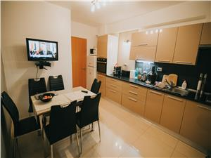 Apartament de vanzare in Sibiu -mobilata si utilata- foarte spatiosa