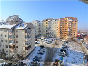 Apartament de vanzare in Sibiu - 2 camere mansarda - zona Terezian