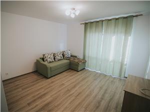 Apartament de inchiriat in Sibiu- 3 camere cu 2 balcoane si gradina