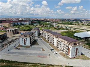 Garsoniera de vanzare in Sibiu - balcon 9 mp - etaj intermediar