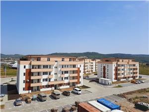 Wohnung besteht aus 1 Zimmer - mit 2 Balkonen