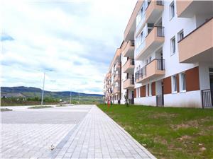 Apartament de vanzare in Sibiu - total decomandat - 2 balcoane - lift