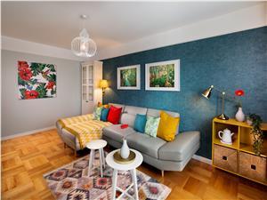 Apartament de inchiriat in Sibiu - 2 camere in zona Mihai Viteazu