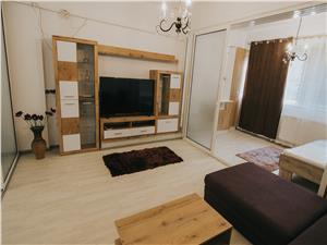 Apartament de inchiriat in Sibiu -3 camere- mobilat si utilat