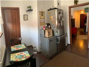 Apartament de vanzare in Sibiu cu 3 camere Mobilat in Zona Rahovei