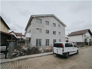 Apartament de vanzare in Sibiu -imobil spatios- 2 balcoane -vila noua