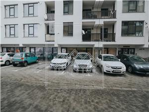 Spatiu comercial de vanzare in Sibiu, imobil nou, parter cu vitrine