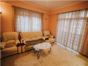 Apartament 2 camere de vanzare in Sibiu - cu balcon si garaj-