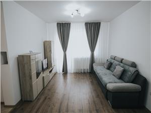 Apartament 2 camere de inchiriat in Sibiu, nou, primul chirias