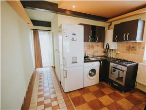 Apartament de inchiriat in Sibiu(Mansarda) -3 camere si 2 bal-Terezian