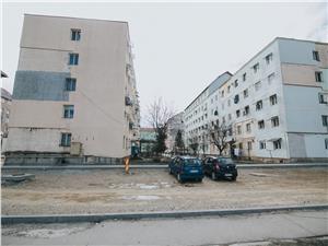 Garsoniera  de vanzare in Sibiu- Etaj 3/4