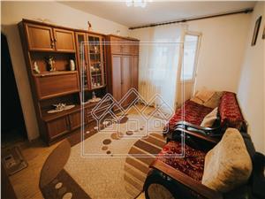 2-Zimmer-Wohnung zum Verkauf Sibiu - moebliert und ausgestattet