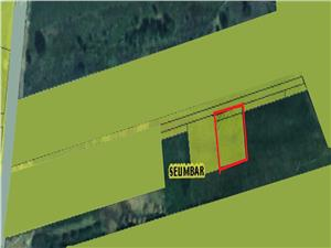 Teren de vanzare in Sibiu - Selimbar - zona Triajului - 556 mp