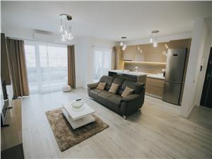 Apartament 3 camere de inchiriat in Sibiu -mobilat si utilat- P. Cluj
