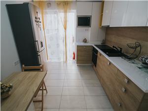 Apartament 2 camere de inchiriat in Sibiu - curte proprie