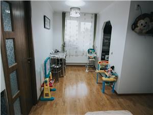 4 Zimmer Wohnung zum Verkauf in Sibiu