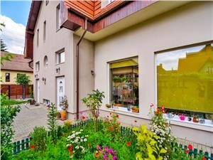 Casa de inchiriat in Sibiu - Afacere la cheie