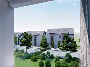 Apartament de vanzare in Sibiu  -52.06 mp-logie de 18,46 mp