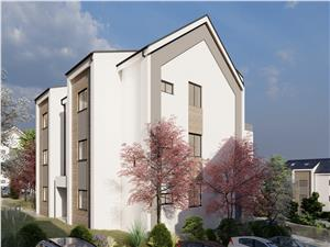 Apartament 3 camere, decomandat, balcon - inconjurat de spatii verzi