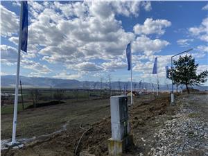 Garsoniera de vanzare in Sibiu  - 1 camera - logie de 7.63 mp