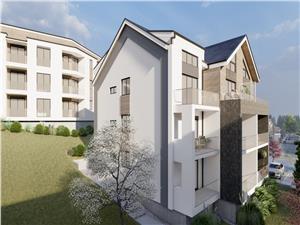 Apartament 2 camere + logie, incalzire in pardoseala, confort lux
