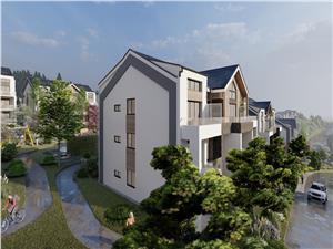 Apartament concept lux -granit+sticla securizata pe balcon-Cristian