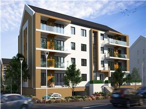 Apartament cu pivnita si parcare subterana - concept nou- bloc cu lift