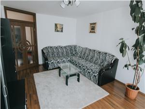 Apartament de inchiriat in Sibiu-2 camere si 2 balcoane -Z. Strand II