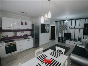 Apartament 3 camere de inchiriat in Sibiu - mobilat si utilat- Z. buna