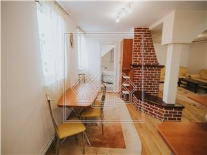 Apartament 3 camere de inchiriat in Sibiu -La vila- C. Dumbravii