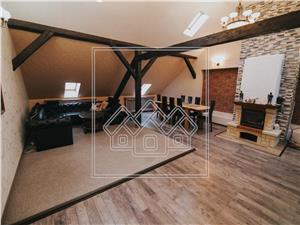 Apartament de inchiriat in Sibiu la vila -3 camere si terasa-