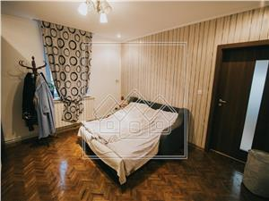 Apartament de vanzare in Sibiu-la vila-mobilat si utilat-Zona Centrala
