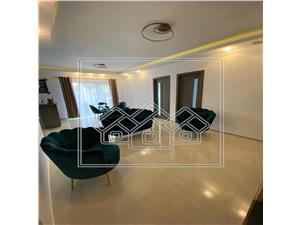 Apartament cu 3 camere de inchiriat in Sibiu -mobilat si utilat modern