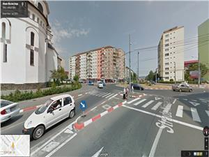 Apartament 3 camere de vanzare in Sibiu-Mihai Viteazul, langa biserica