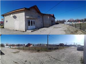 Hala/spatiu industrial, comercial Victoria, jud Brasov
