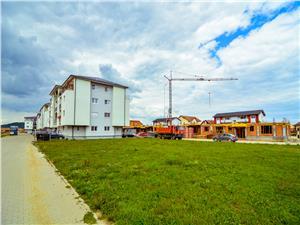 Apartament 3 camere de vanzare in Sibiu, Selimbar -dressing + debara