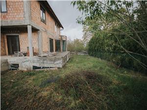 Casa individuala de vanzare in Sibiu - Cisnadie  - 360 mp utili