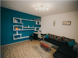 Apartament 2 rooms for rent in Sibiu - furnished and equipped