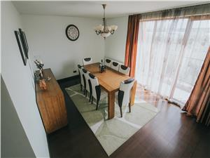 Apartment for sale in Sibiu  - 9 rooms - detached - terrace 20 sqm