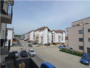 Apartament de vanzare in Sibiu 2 camere mobilat si utilat - Etaj 1