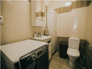 Apartament de vanzare in Sibiu -3 camere, 2 bai si 2 balcoane-
