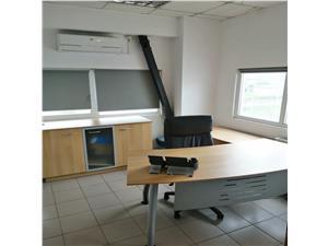 Spatiu industrial de inchiriat in Sibiu, hala 1000mp, birouri