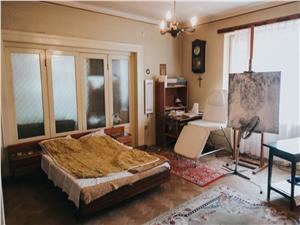 Casa de vanzare in Sibiu - zona Calea Dumbravii - 550 mp curte libera